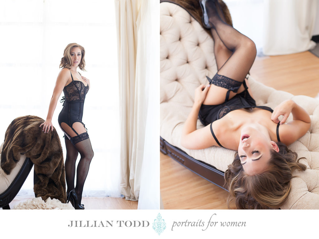 black-lingerie-stockings-and-stilettos-on-chaise-sacramento-sexy-photography