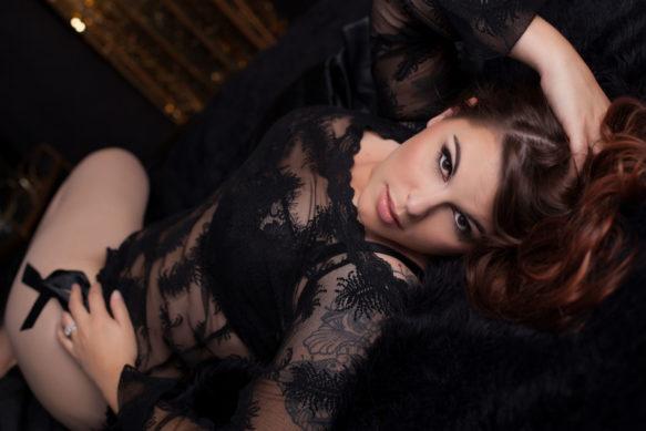 sacramento dark boudoir