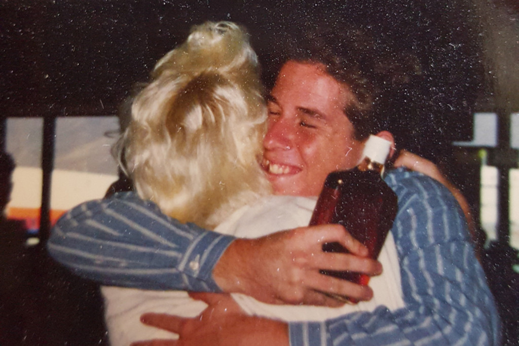 "This was my ""sign"": my best friend in high school had a magic trick. Whenever we hugged, it was like the whole world fell away. he passed away in 1995, and no one else could hug like that, so I was very surprised when Hubby hugged me and I felt that again. What a sign, huh?"