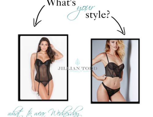 Boudoir Outfit Ideas | Compare and Contrast