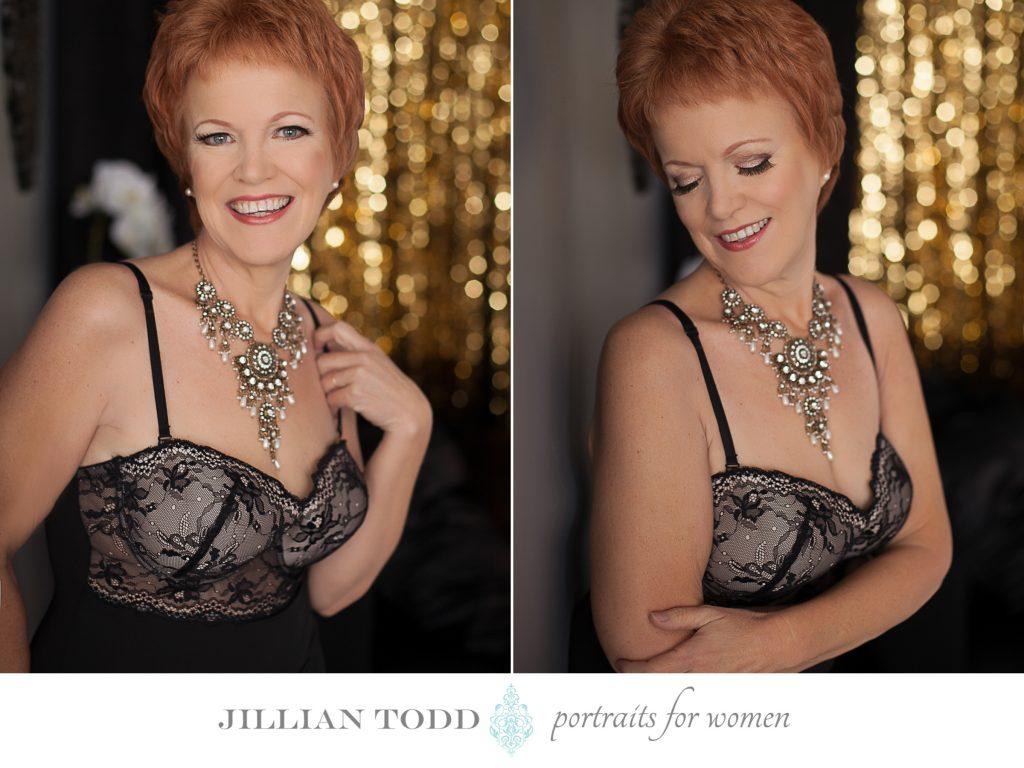 boudoir photo shoot in sacramento to celebrate weight loss