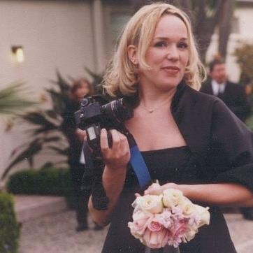 Bridesmaid. Tog. Super Jilly (because I knew how to fix *everything* that went sideways that day.