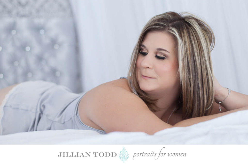 Sacramento Glamour Portraits at Jillian Todd