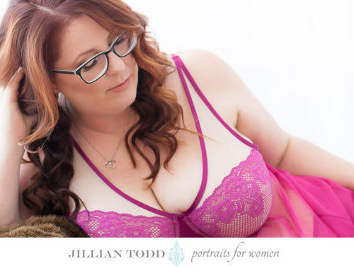 Fair Oaks Boudoir Photography | Feeling Amazing